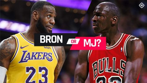 Who is the G.O.A.T of basketball Lebron James or Michael Jordan?