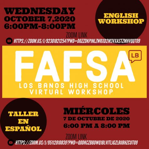 FAFSA information for seniors
