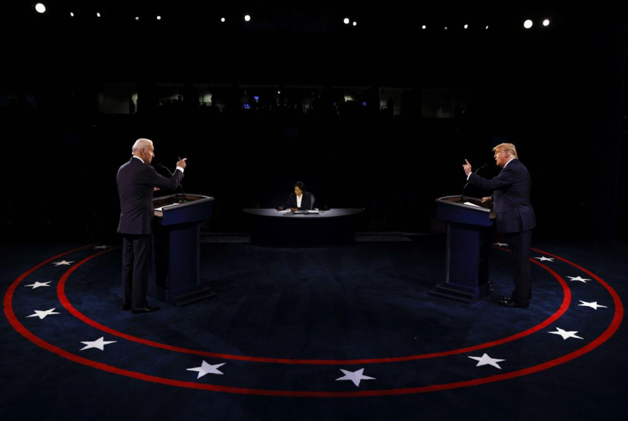 The Presidential Elections Debate Review