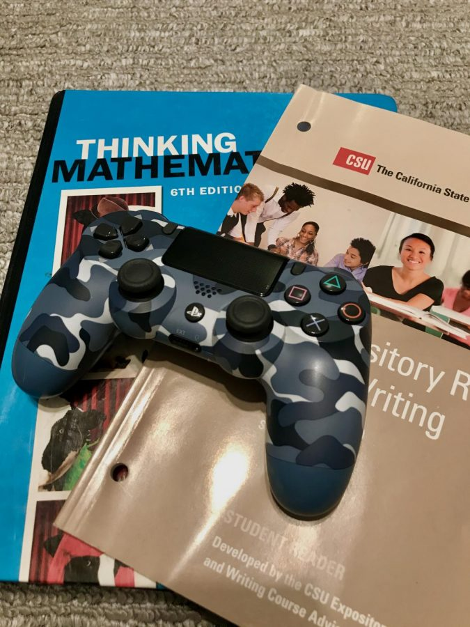 Video+games+and+school+work+can+be+proven+to+make+a+great+connection.