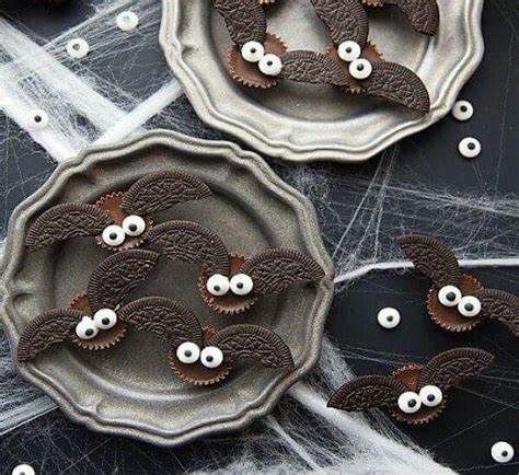 Spooky Reese´s Bat Halloween treat
