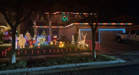 The 6 Best Christmas Decorated Houses in Los Banos