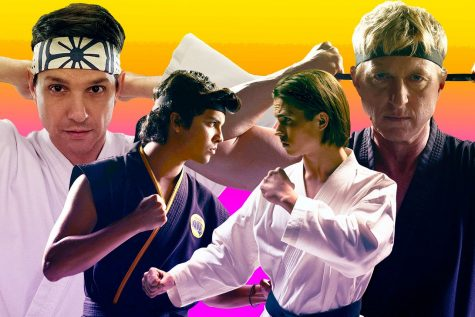 Review:  Cobra Kai Series Does Not Disappoint Viewers