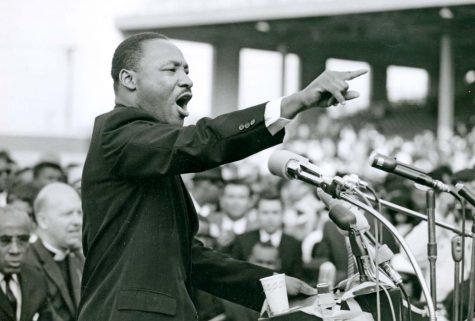 Martin Luther King Jr. Day Holiday Celebrates Equality