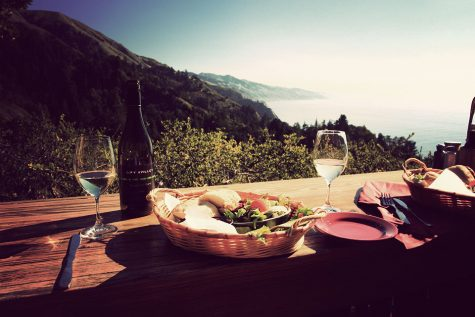 Restaurant Review:  Nepenthe in Big Sur
