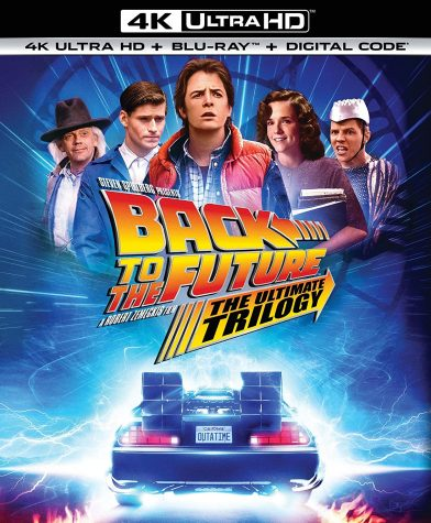 Movie Review:  Back to the Future