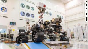 NASA's Tirelessness wanderer lands on Mars in 2021