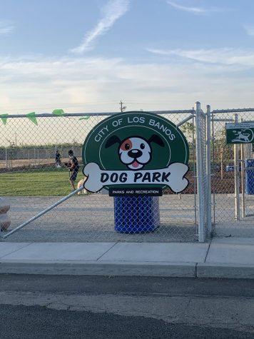 Dog park opens in Los Banos