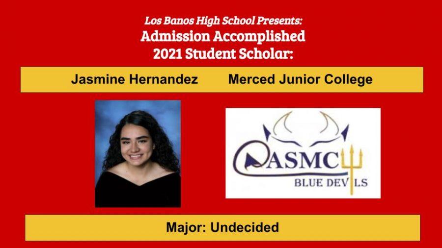 Admission+Accomplished%3A++Jasmine+Hernandez