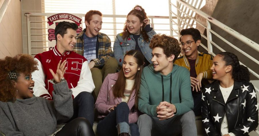 The Series Cast